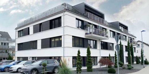 Neubau Wohn- und Geschäftshaus, Zürich